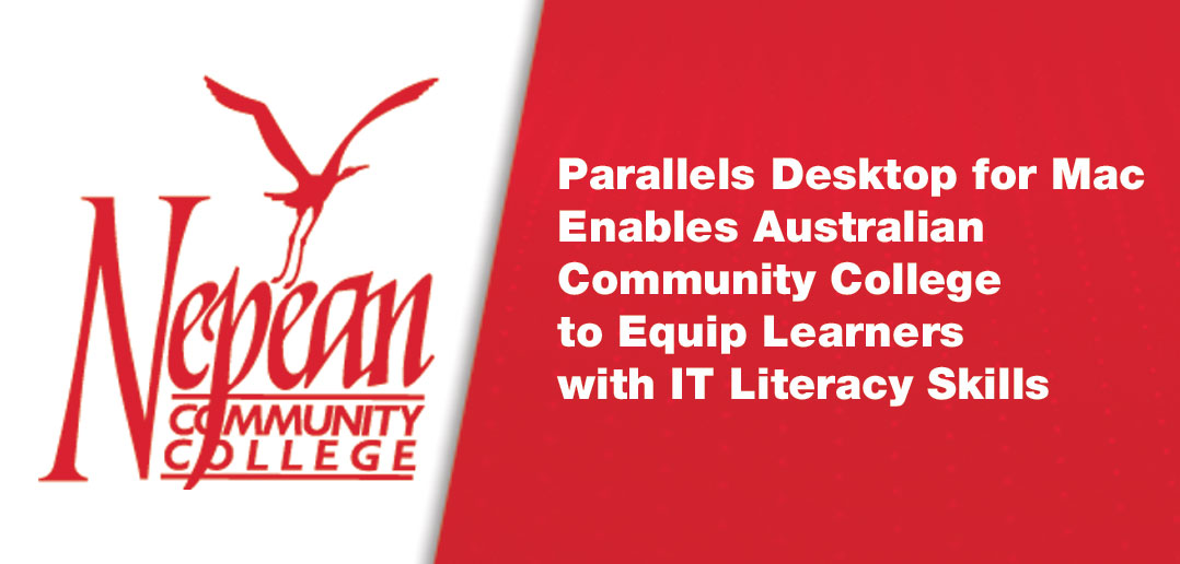 Parallels Desktop for Mac Enables Australian Community College to Equip Learners with IT Literacy Skills