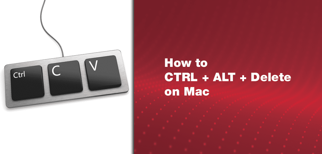 How to type CTRL + ALT + Delete on Mac with Parallels Desktop