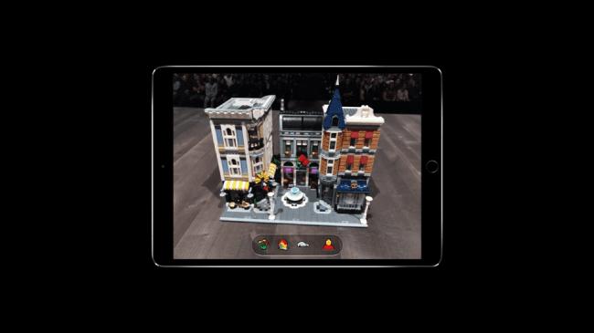 iOS LEGO AR