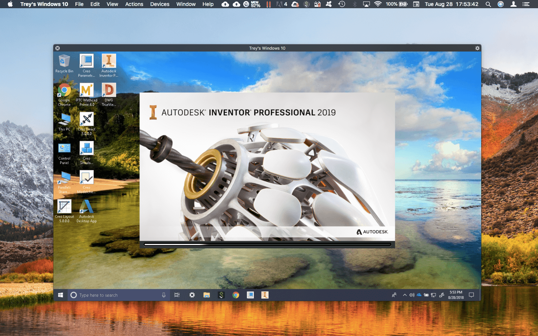 Autodesk Inventor Professional 2019 TM1