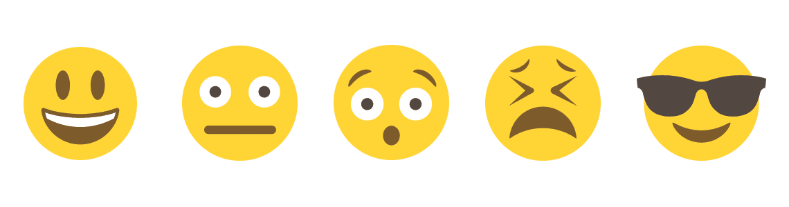Are Emoji Cross Platform? Do they look the same on Mac vs PC?