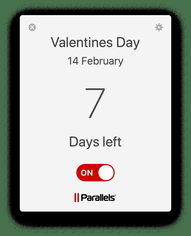 Date Countdown