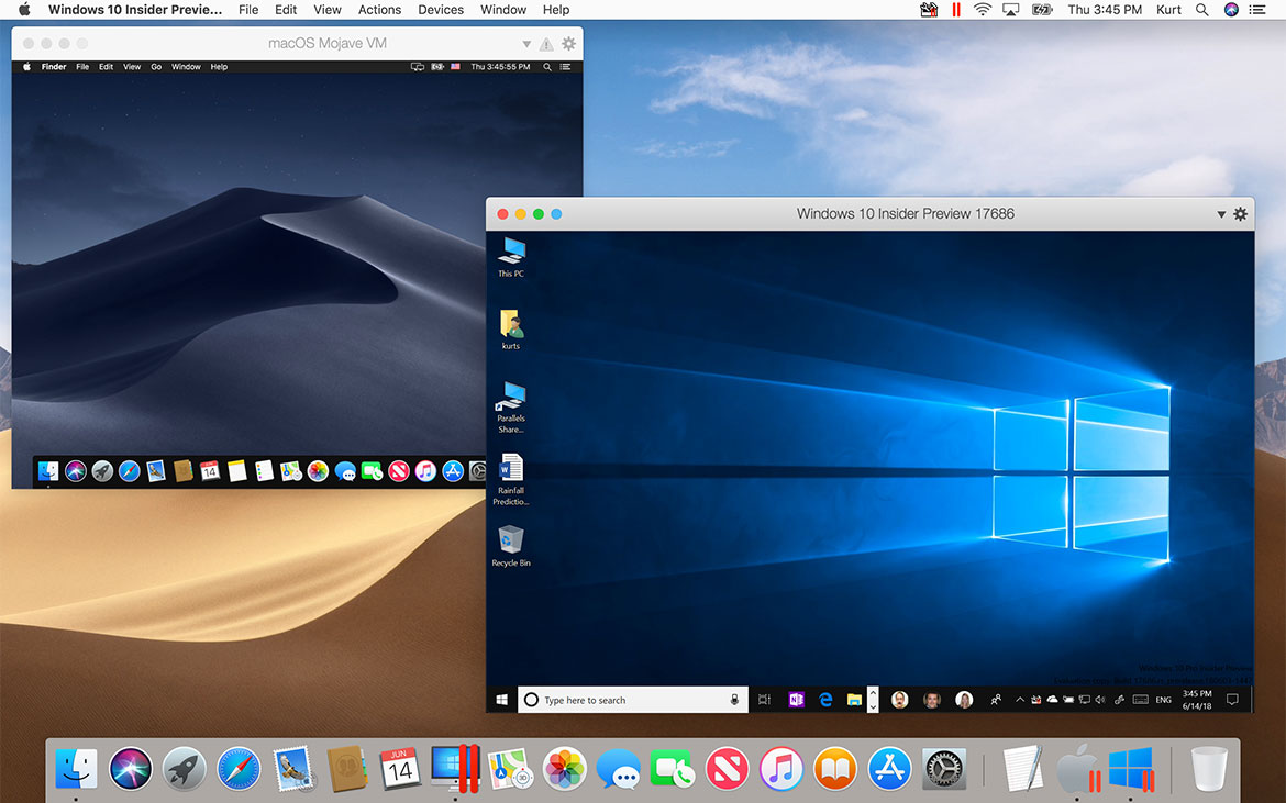 Get 10 Apps FREE with the Parallels Desktop Mega Mac App Bundle