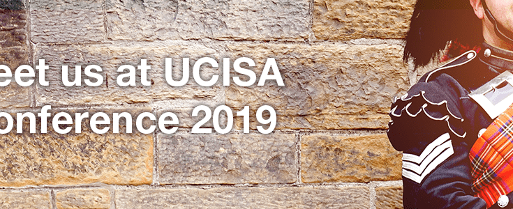 Meet the Parallels Team at UCISA Leadership Conference 2019 in Edinburgh