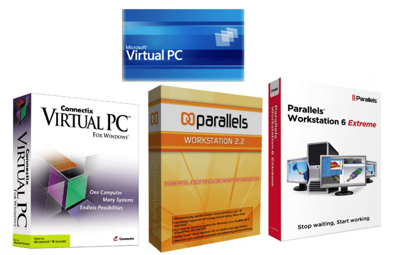 desktop virtualization apps for Windows