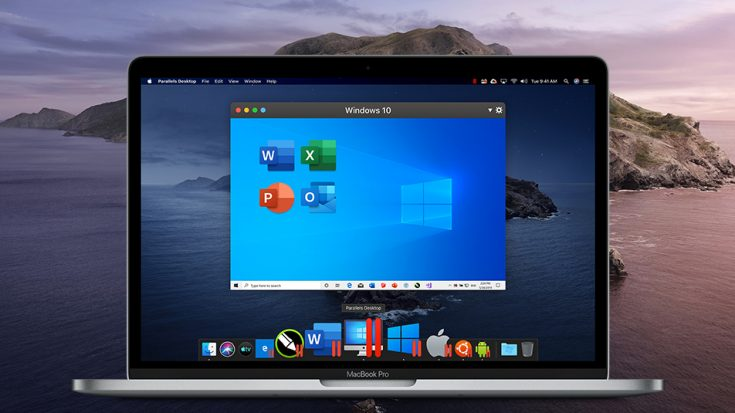 macOS Catalina and Parallels Desktop for Mac