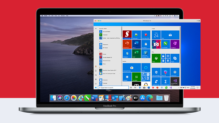 Introducing the newest Parallels Desktop for Mac Business Edition