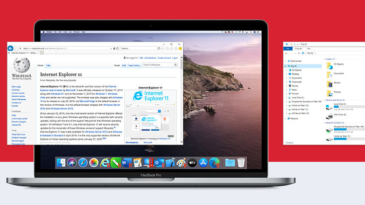 New to Parallels Desktop? Coherence and other view modes reviewed.
