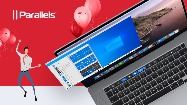 Just Released! Parallels Desktop 16 for Mac