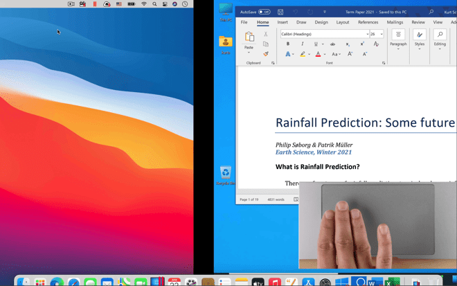 New to Parallels Desktop? Learn How to Switch Between macOS and Windows 10