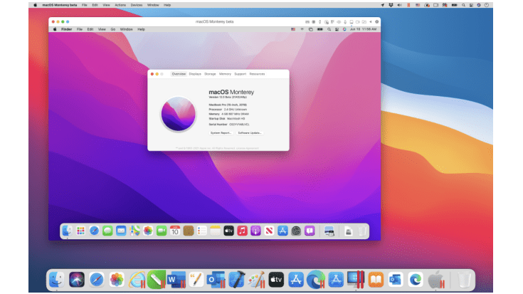 Yes, you can run macOS Monterey in a VM on Mac with Intel and Apple M1 Chip