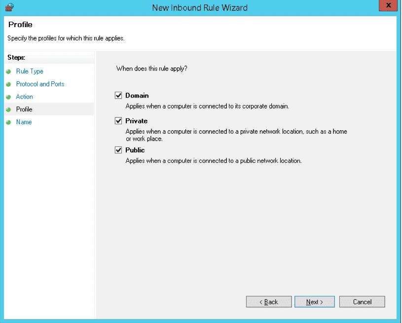 Configuring the Windows Server 2008 2012 R2 and Windows Server 2016