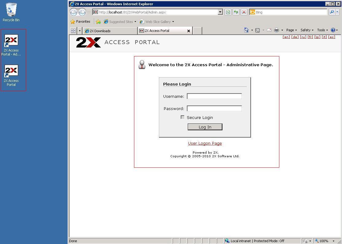 web portal25