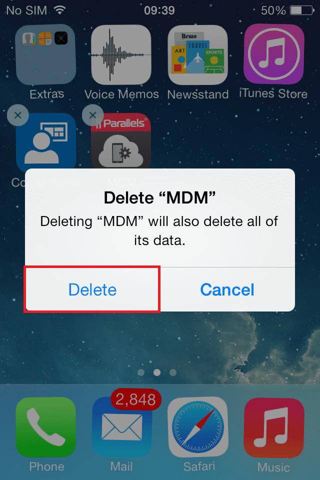 2X MDM Agent