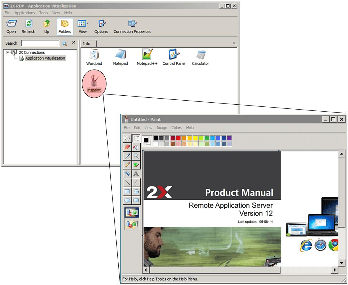 Application Virtualization Client