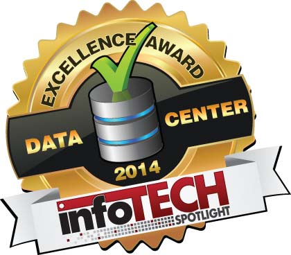 Data Center Excellence Award