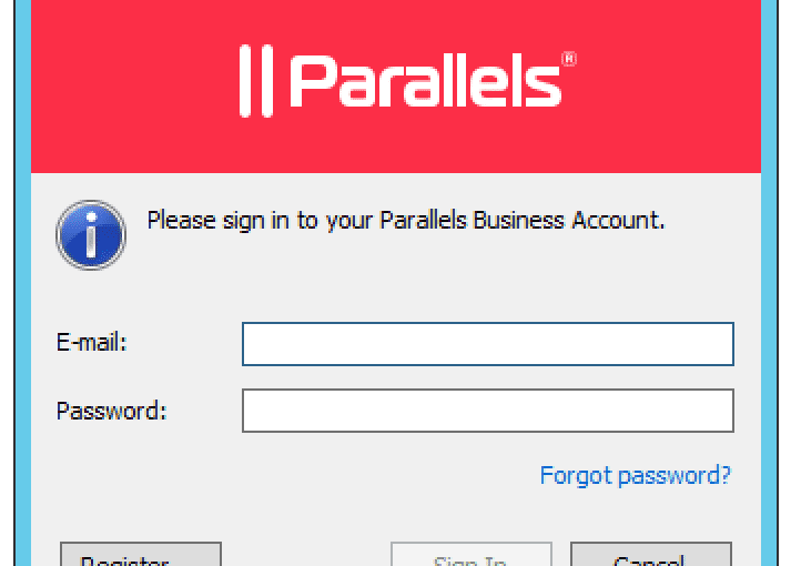 Parallels RAS – Activate a Trial Version
