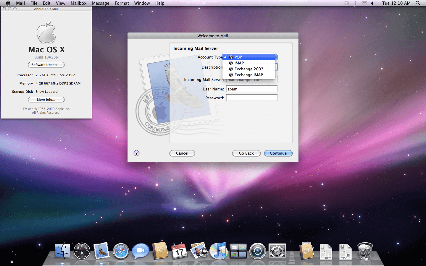 STEP 1. Prepare your Mac for installation