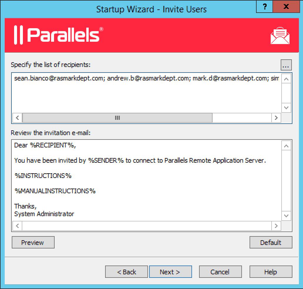 how to configure a build server