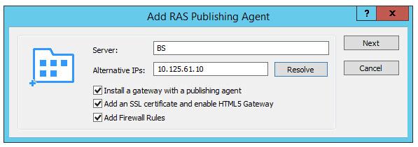 Publishing Agent 3