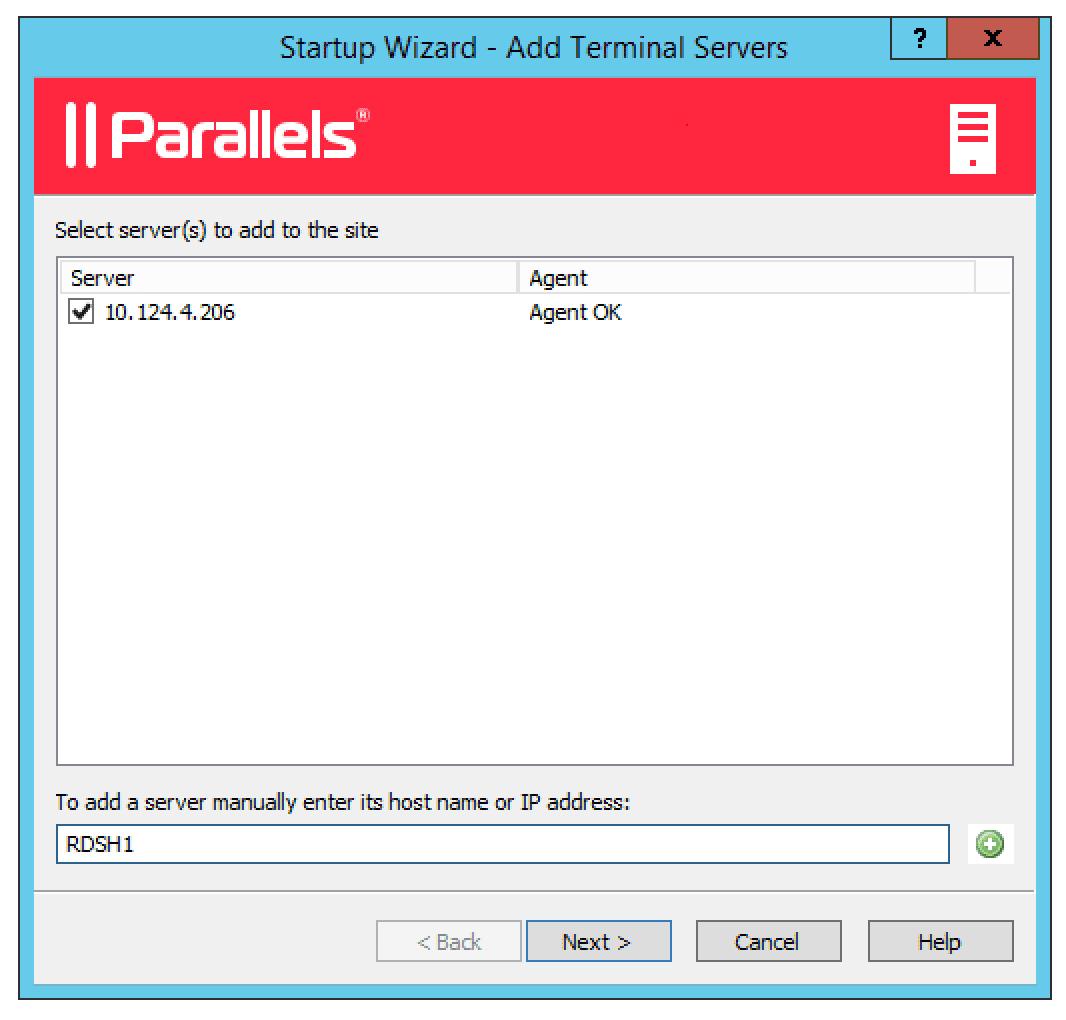 Terminal Servers 4