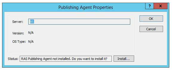 Publishing Agent 4