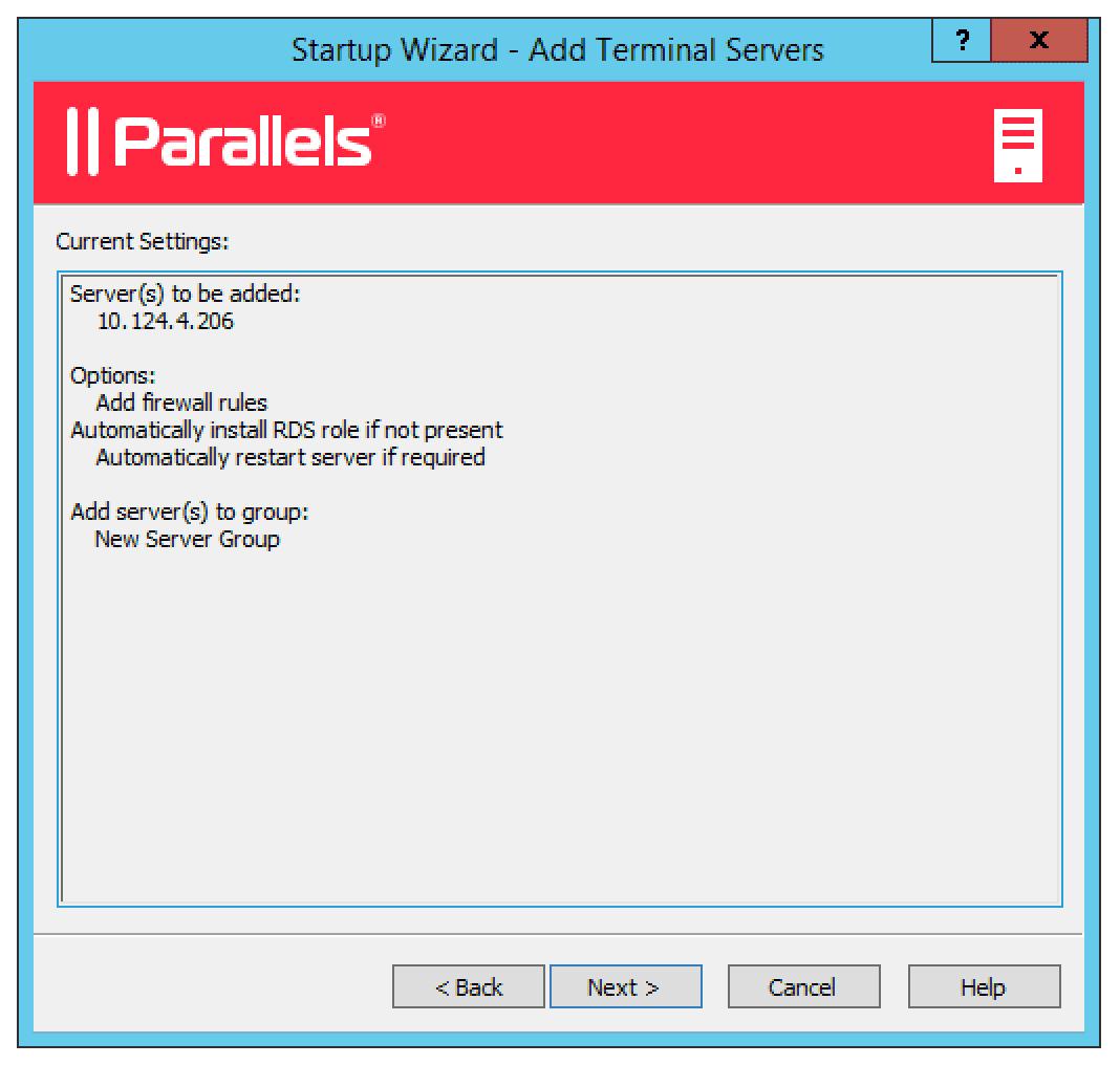 Terminal Servers 6