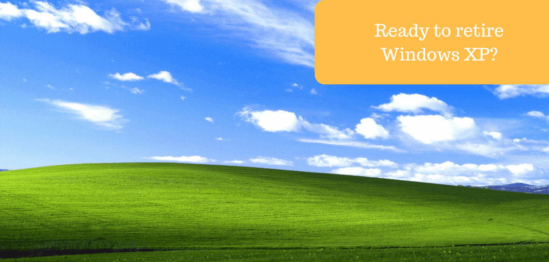 Survival guide: Windows XP end of life migration