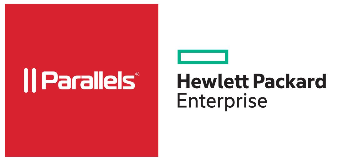 Parallels at HP Enterprise's Discover 2016 London