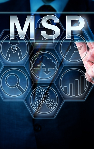 MSP | Managed Service Provider IT Infrastructure Solution Guide