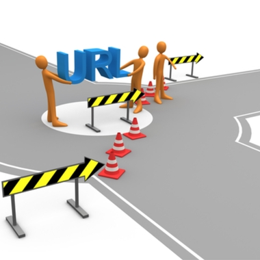 Server to Client URL Redirection