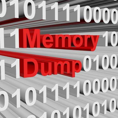 How Do I Generate A Complete Memory Dump If I Am Asked By Support
