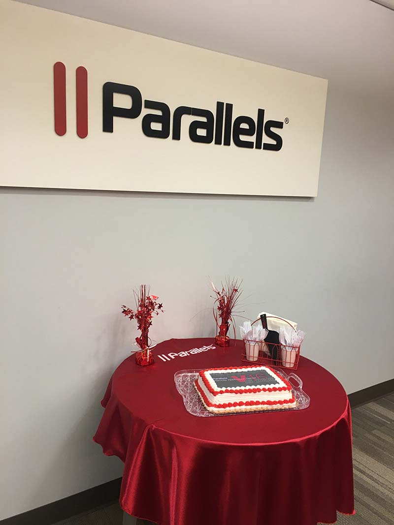 Parallels RAS WorldWide Team Celebrates Parallels RAS v16 Launch