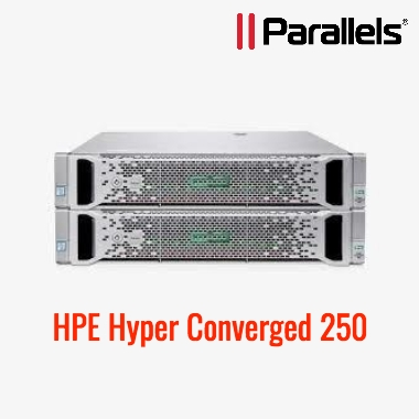 Parallels RAS with HPE Hyper Converged 250