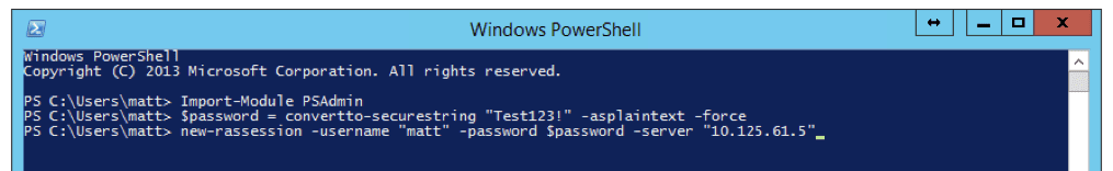 Getting Started with PowerShell | Learn more with Parallels RAS