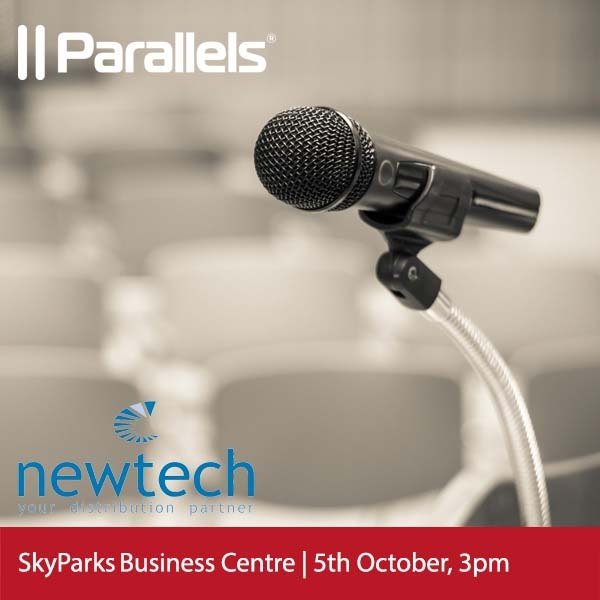 Parallels RAS and Newtech Introduction Seminar in Malta