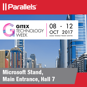 Join the Parallels Team at GITEX 2017 Technology Week
