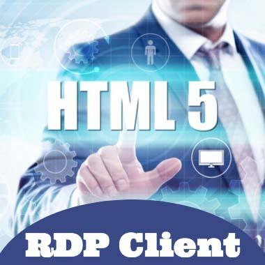 HTML5 RDP Client
