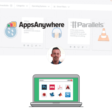 AppsAnywhere and Parallels RAS Integration