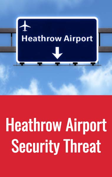 Heathrow Airport Security Threat – How we could have avoided this Sensitive Data landing in the wrong hands