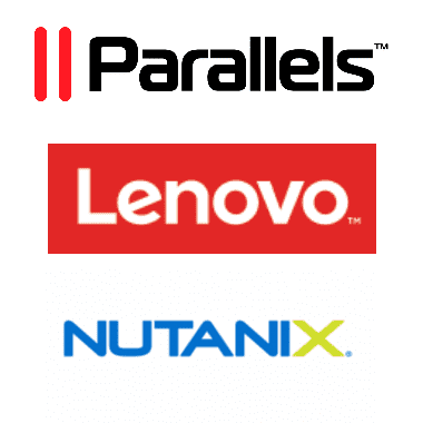 Parallels, Lenovo, and Nutanix Team Up to Reduce Cost and Complexity of VDI