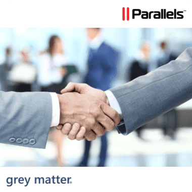 Grey Matter is now the distributor of Parallels Remote Application Server (RAS)