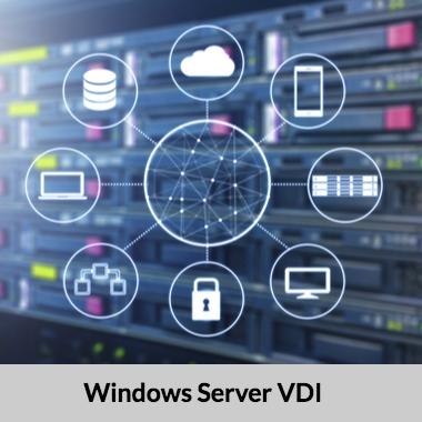 Windows Server VDI for Service Providers