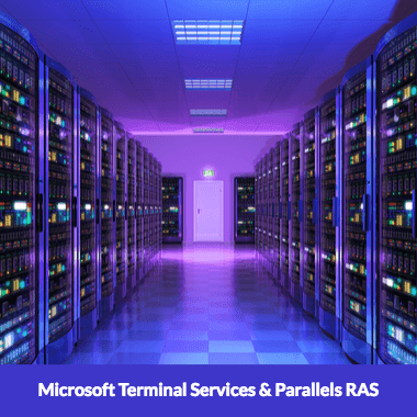 Microsoft Terminal Services & Parallels RAS