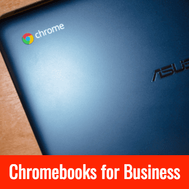 Can Chromebooks for Business Become the Next Big Thing?
