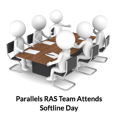 Parallels RAS Team Attends Softline Day