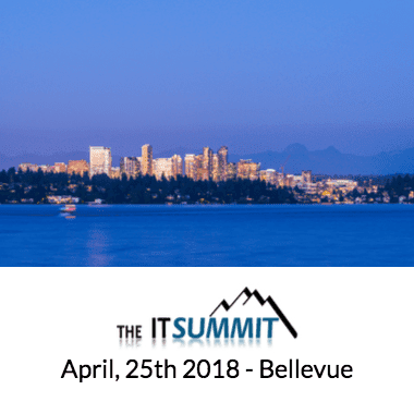 Close to Home: Parallels RAS Team at IT Summit Seattle
