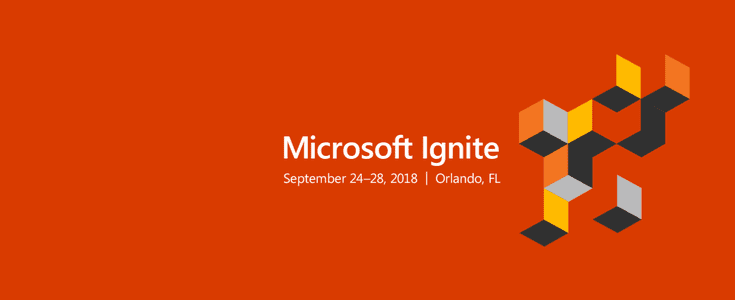 Parallels Is Attending Microsoft Ignite 2018 in Orlando