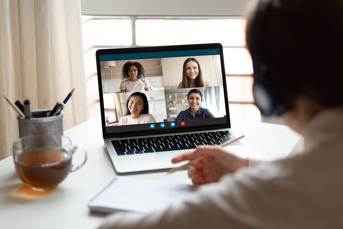 Remote Teaching: A Secure Solution for Education