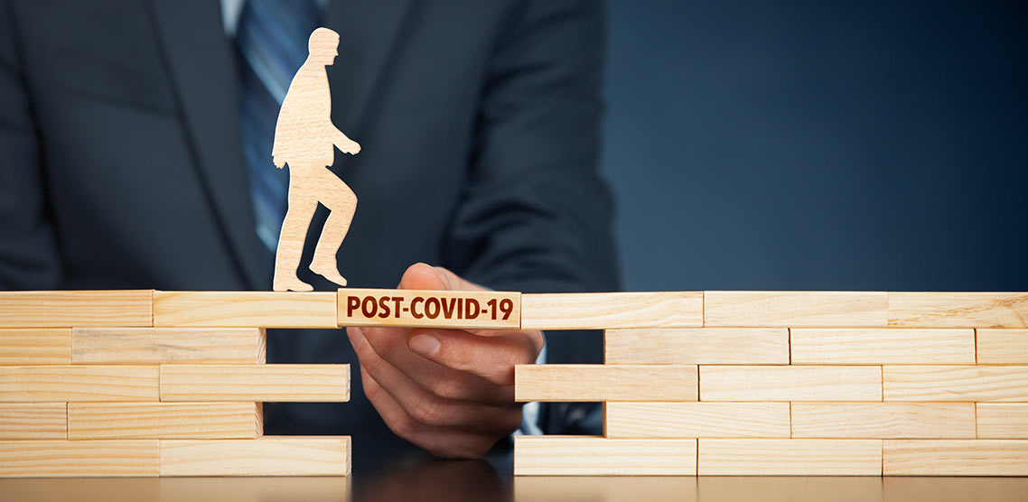 4 Steps to Ensure Business Continuity Post COVID-19